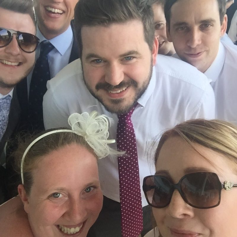 York Races - We Dressed Up For The Day! Fletcher Longstaff
