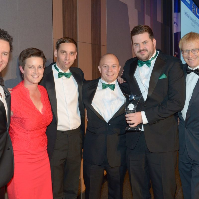 Best Small Conveyancing Firm - LFS Awards Winners | Fletcher Longstaff