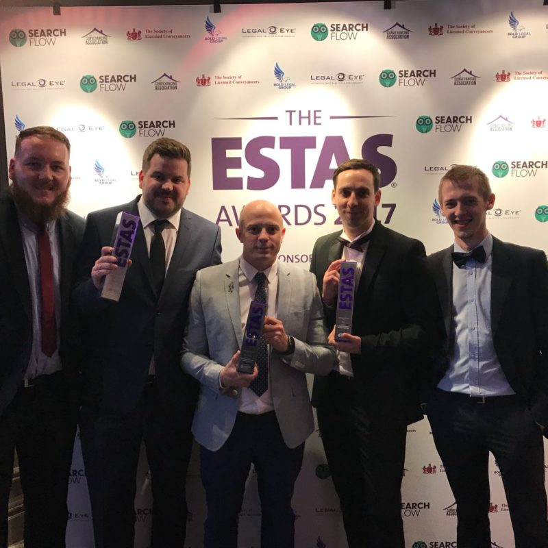 ESTA Award Winners - Best Conveyancing Firm In The Midlands | Fletcher Longstaff